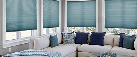 Cellular Shades by The Shutter Guy St. Pete