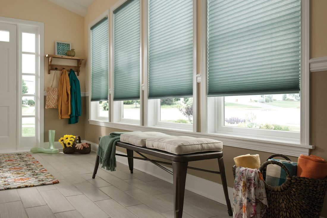 Custom Cellular Shades