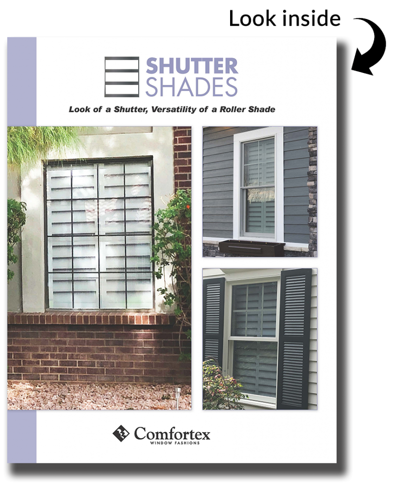 Custom Printed Roller Shades by The Shutter Guy St. Pete